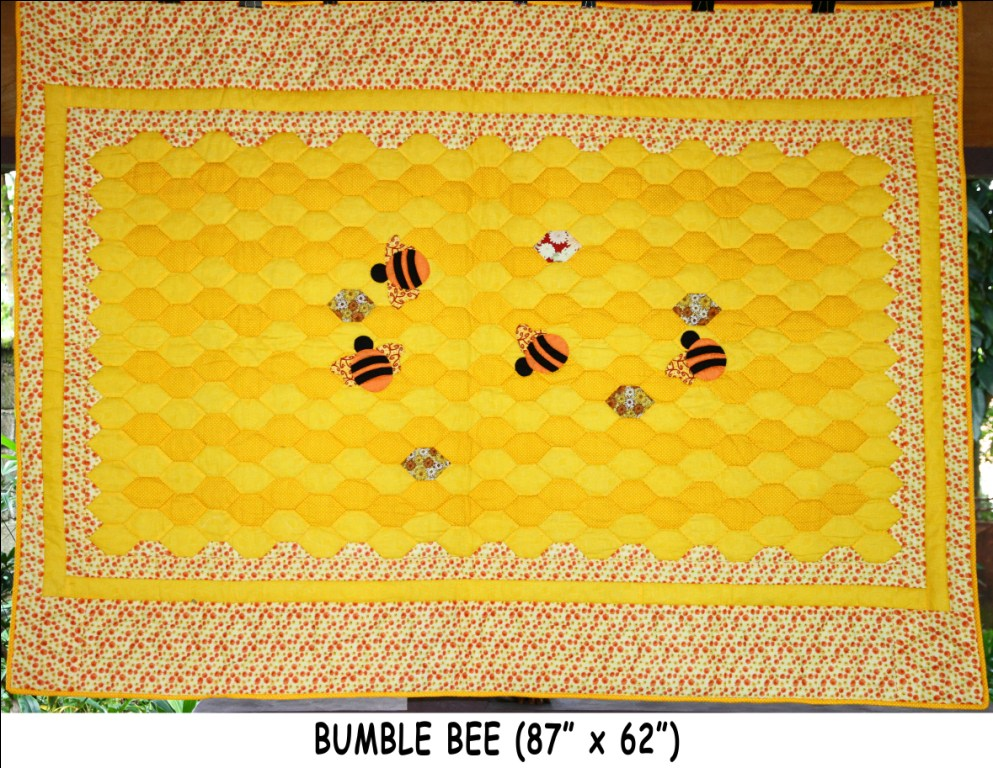 Bumble Bee 87 X 62 Simply The Best Quilts
