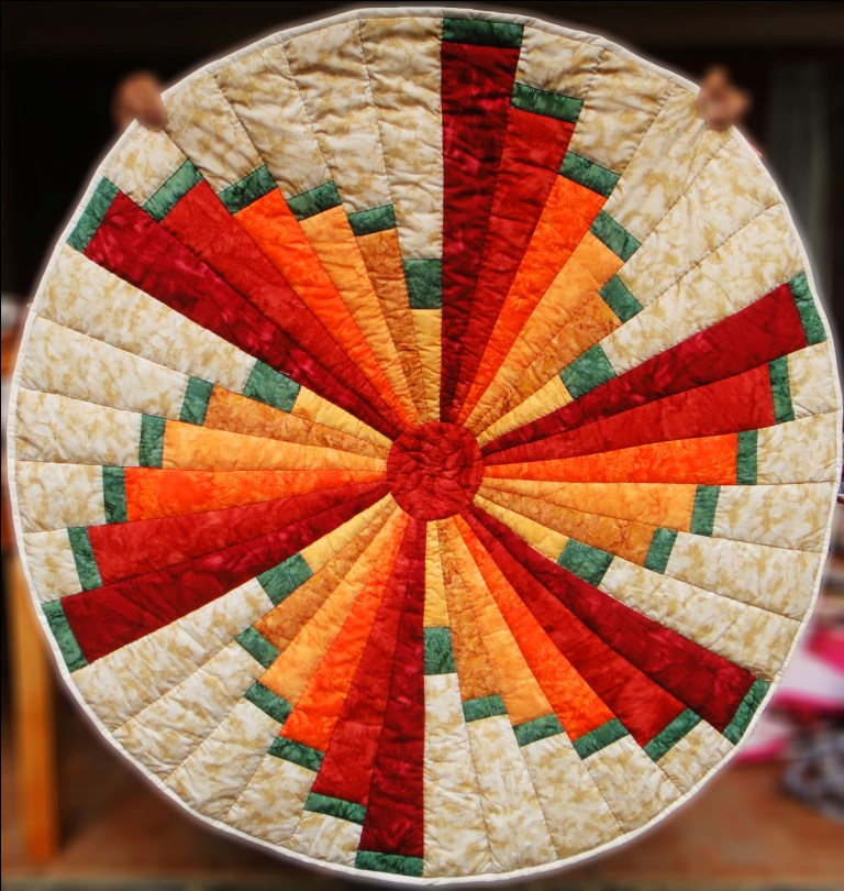 Windmill Swirl Simply The Best Quilts