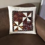Batik Pillow Cushion and Piano Cover